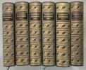 MEMOIRES en 5 tomes + 1 tome LETTRES A NAPOLEON.. Talleyrand