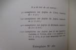 RENDEZ-VOUS ESPAGNOLS.. Jérome et Jean Tharaud