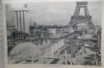 EXPOSITION INTERNATIONALE PARIS 1937…et Paris vu d'un avion..