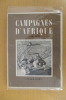 CAMPAGNES D'AFRIQUE 1940-1943..