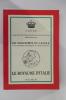 LE ROYAUME D'ITALIE : Vol 3. C.E.D.R.E. Cercle d'Etudes des Dynasties Royales Européennes