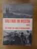 DAS ENDE IM WESTEN 1945. . Werner Haupt