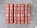 HISTOIRE GENERALE de LA GUERRE FRANCO-ALLEMANDE (1870-71). En 6 tomes + Atlas.. Le Lieutenant-Colonel Rousset