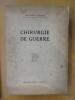 CHIRURGIE DE GUERRE. John Henri Oltramare