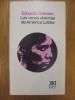 Las venas abiertas de América Latina.. Galeano, Eduardo.