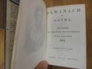 Almanach De Gotha - 1864 (Annuaire Diplomatique Et Statistique Pour L'annee).