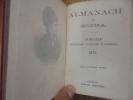 Almanach de Gotha. Annuaire Génèaloqique, diplomatique et statistique 1875. . Gotha