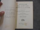 Anthologie des Ecrivains morts à la guerre 1914-1918 (5 Tomes - Complet) . MALFERE, Edgar ; SANDRE, Thierry ; Association des Ecrivains Combattants