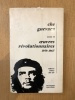 Écrits II, Oeuvres Révolutionnaires 1959-1967 - cahiers libres 116-117. Che Guevara