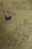 A L'ABATTOIR LES CARTELLISTE !! Album souvenir des élection de 1928. . J. Sennep