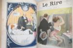 LE RIRE. 1909-1910. Du N°353 (6 Novembre 1909) au N°404 (29 Octobre 1910)..
