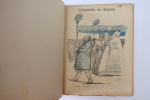 L'ASSIETTE AU BEURRE : N°23 (5 Septembre 1901) - N°24 (12 Septembre 1901) - N°25 (19 Septembre 1901) - N°26 (28 Septembre 1901) .