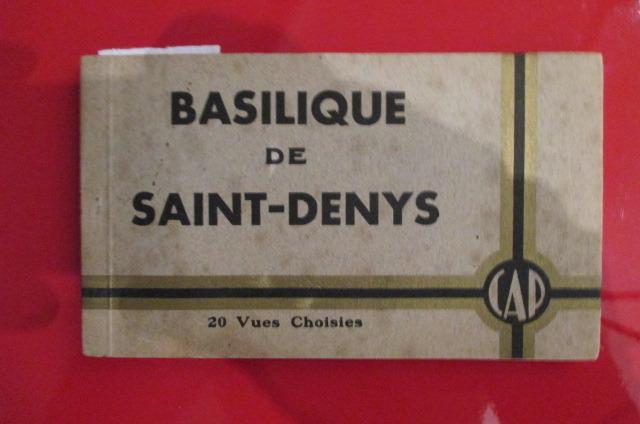 BASILIQUE DE SAINT-DENYS.