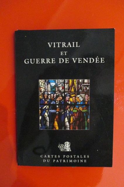 VITRAIL ET GUERRE DE VENDEE.