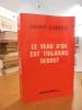 LE VEAU D'OR EST TOUJOURS DEBOUT.. COSTON HENRY