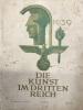 """Les arts sous le Troisième Reich 3ème année, épisode 4 avril 1939, numéro A * avec le supplément artistique """"Le d ehistoire de Adolf Hitler à Braunau ..."""