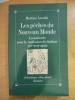 Les Péchés du Nouveau Monde : Les Manuels pour la confession des Indiens, XVIe-XVIIe siècle. Azoulai, Martine