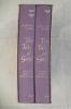THE TALES OF GENJI. En 2 tomes. . Murasaki Shikibu