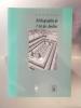BIBLIOGRAPHIE DE L'ART DES JARDINS. Ernest de Ganay