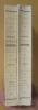 MANUEL D'ARCHEOLOGIE EGYPTIENNE. Tome 2 en 2 parties. Les Grandes Epoques - L'Architecture Funéraire + Les Grandes Epoques - L'Architecture Religieuse ...