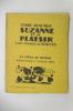 SUZANNE ET LE PLAISIR. 31 bois originaux de Renefer.. André Beaunier