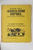 QUAND LA TERRE TREMBLA… 52 bois originaux de Jean Lébédeff.. Claude Anet