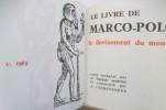 LE LIVRE DE MARCO POLO.. A. T'SERSTEVENS
