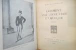 COMMENT J'AI DECOUVERT L'AMERIQUE. Mémoires.. Boni de Castellane