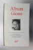 ALBUM GIONO. Henri Godard