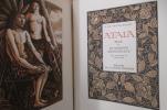 ATALA. René & le dernier Abencérage.. F. De Chateaubriand / Louis Jou (bois originaux)