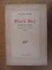 BLACK BOY (Jeunesse Noire). Troisième Edition.. Richard Wright / Marcel Duhamel (traduction)