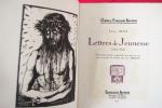 LETTRES DE JEUNESSE (1870-1893) . Léon Bloy