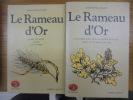 Le Rameau d'Or. 2 Volumes. . Frazer, James George