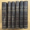 Oeuvres de Monsieur Destouches - Vol.1, 2, 3, 6, 7 et 9. DESTOUCHES Philippe Néricault