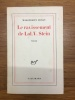 Le ravissement de Lol.V.Stein. Marguerite Duras