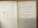 CONSTRUCTION DES TOURS EN MER DANS LE SERVICE DES PHARES ET BALISES. M.G. DE ROUVILLE