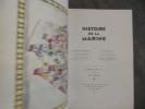Histoire de la Marine. Toudouze De la Roncière Tramond Rondeleux Dollfus Lestonnat