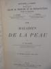 XIV. MALADIES DE LA PEAU. A. Gilbert & L. Thoinot / E. Gaucher.