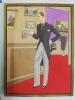 L'Homme Chic, 13 estampes, Hiver 1929.. L'Homme Chic à Paris
