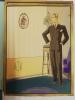 L'Homme Chic, 12 estampes, Été 1930.. L'Homme Chic à Paris