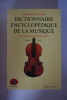 UNIVERSITE D'OXFORD. DICTIONNAIRE ENCYCLOPEDIQUE DE LA MUSIQUE.. Denis Arnold