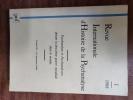 Revue Internationale d'Histoire de la Psychanalyse. Psychanalyse et Psychanalystes durant la deuxième guerre mondiale dans le monde. Freud 1887: Un ...