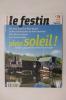 LE FESTIN. Patrimoine & Culture en Aquitaine. N°74.. Collectif