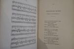 CHANTS POPULAIRES du PAYS BASQUE. Paroles et Musiques originales.. J.-D.-J. Sallaberry