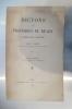 DICTONS et PROVERBES DU BEARN. Paroemiologie comparée. Seconde édition.. V. Lespy