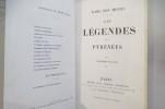 LES LEGENDES des PYRENEES. Troisième édition.. Karl des Monts