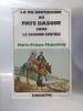 LA VIE QUOTIDIENNE AU PAYS BASQUE sous le Second Empire.. Marie-France Chauvirey