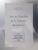 SENS et ACTUALITE de la VOCATION BENEDICTINE. Dom J.P. Inda