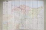 PAÍS VASCO. MAPA de carreteras sumamente detallado GUÍA con las informaciones turísticas esenciales..