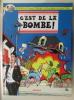 C'EST DE LA BOMBE. Les Aventures de Manzana et Patxaran.. Pierre George & Jean-Yves Viollier